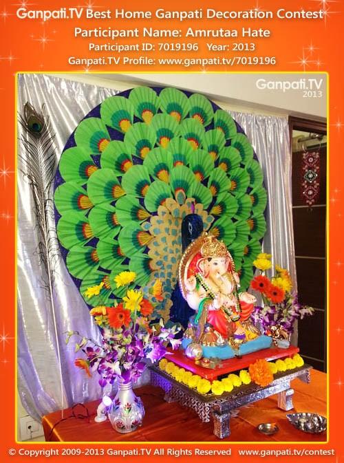 home decorations for ganpati festival flisol home