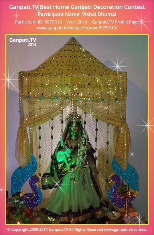 Home Decoration Jhalar