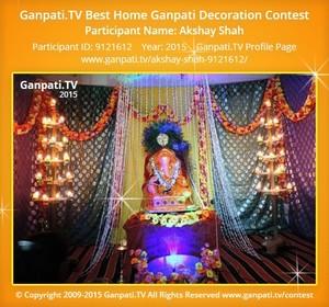 Shree Ashtavinayak Group Ganpati Decoration